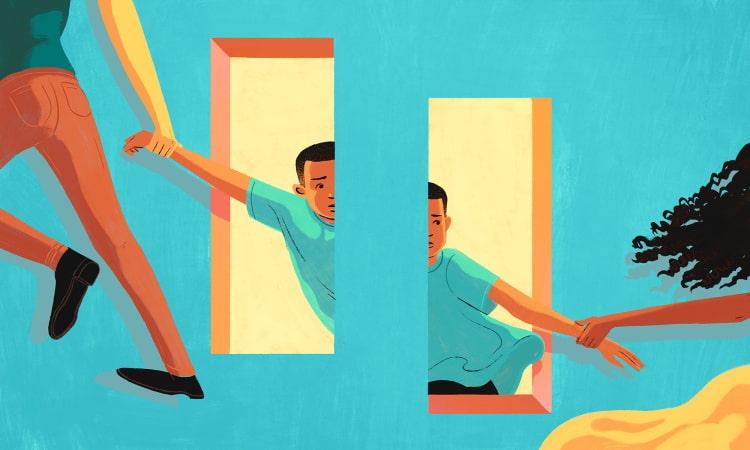 انواع اضطراب | اضطراب جدایی