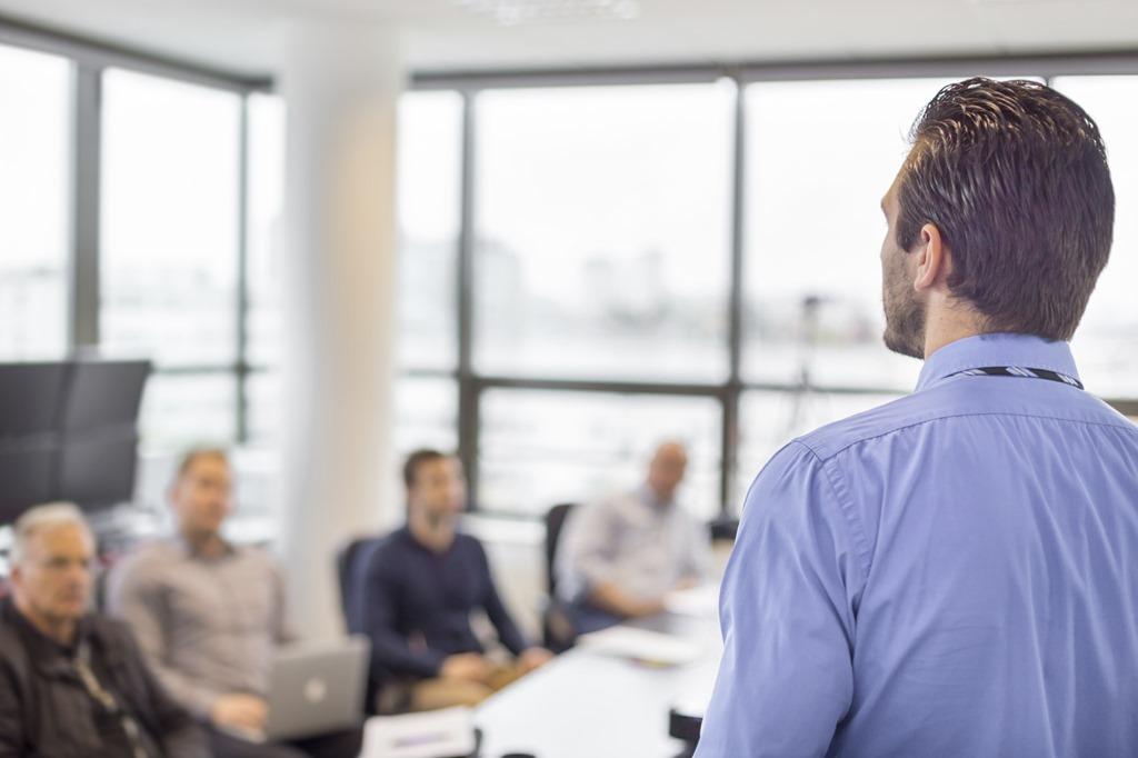 تبدل شدن به یک مدیری موفق